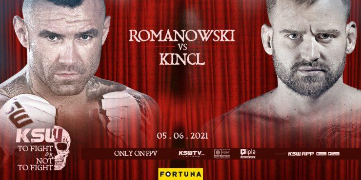 Tomasz Romanowski vs  Patrik Kincl