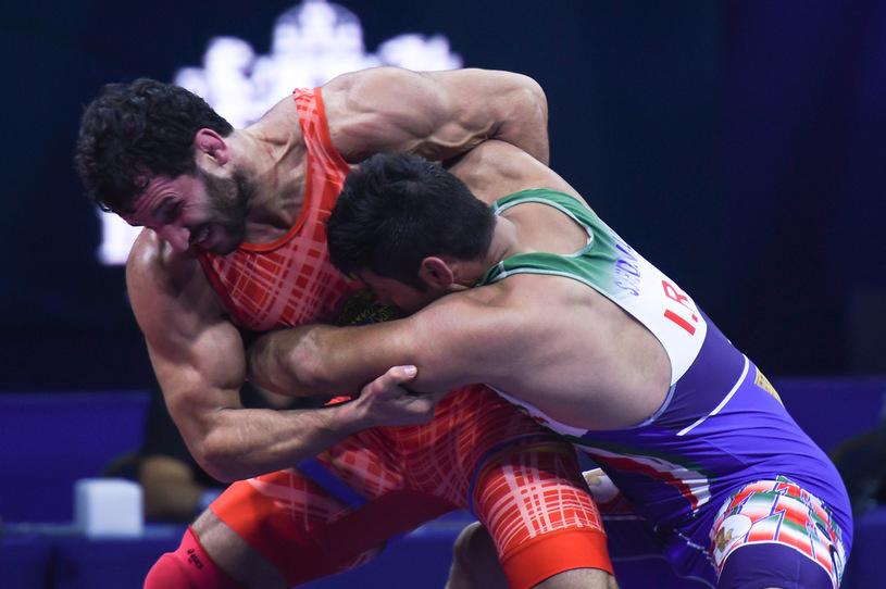 W Sofii rozegrano światowy turniej eliminacyjny do igrzysk olimpijskich w zapasach