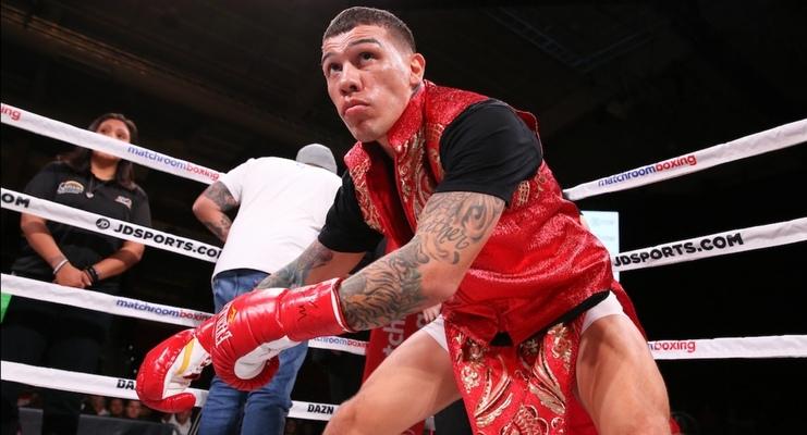 Gabriel Rosado (26-13-1, 15 KO) znokautował w trzeciej rundzie Bektemira Melikuzijewa (7-1, 6 KO).