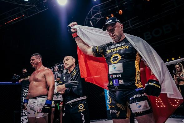 W sobotę 19 czerwca Kamil Minda stoczy w Brnie pojedynek o mistrzowski pas wagi ciężkiej