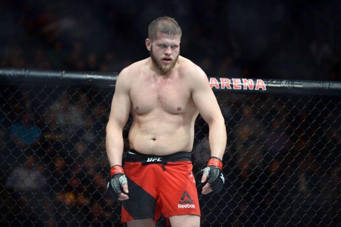 Marcin Tybura (22-6) wygrał piątą walkę z rzędu w UFC!