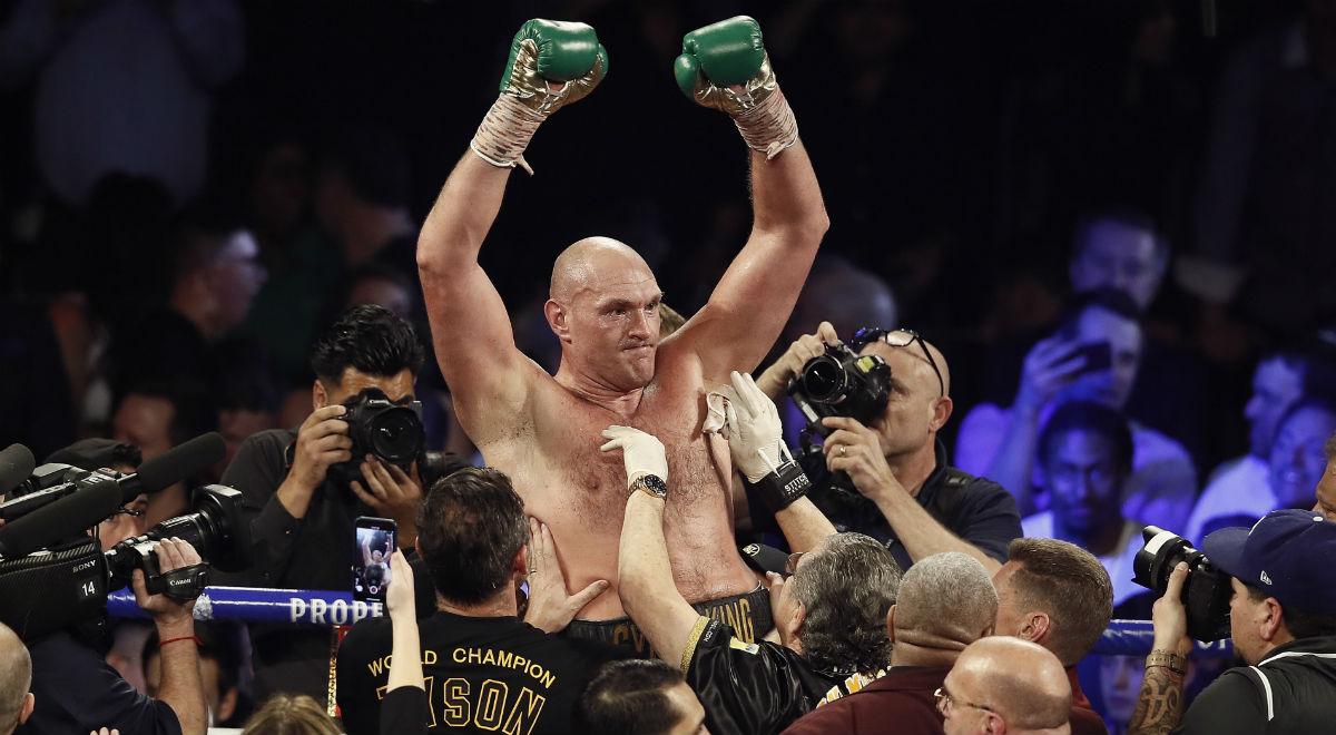 Tyson Fury (30-0-1, 21 KO) i Deontay Wilder (42-1-1, 41 KO) po raz trzeci zmierzą się 24 lipca w Las Vegas