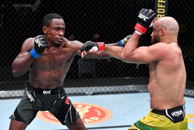 Jeremiah Wells (9-2-1) nie mógł wymarzyć sobie lepszego debiutu w UFC