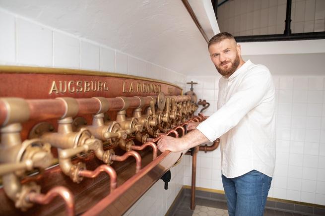 Jan Błachowicz został ambasadorem piwa Noszak – marki Browaru Zamkowego Cieszyn.