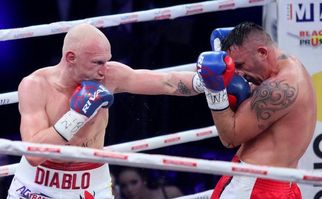 Knockout Boxing Night 16