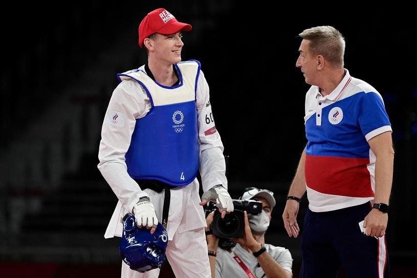 Maksim Chramcow wywalczył złoty medal taekwondo w kategorii 80 kg.