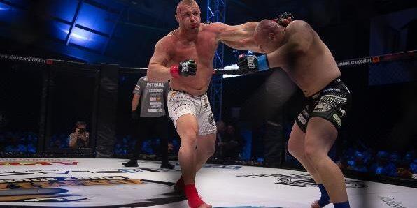 Sławomir Rawiński (2-2) stoczy kolejny pojedynek w formule MMA na gali w Żywcu.