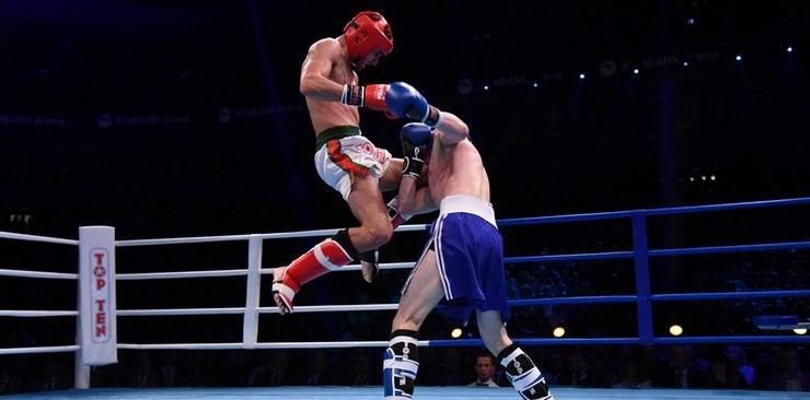 """Charytatywna Gala Kickboxingu """"Steadfast-Niezłomni""""."""