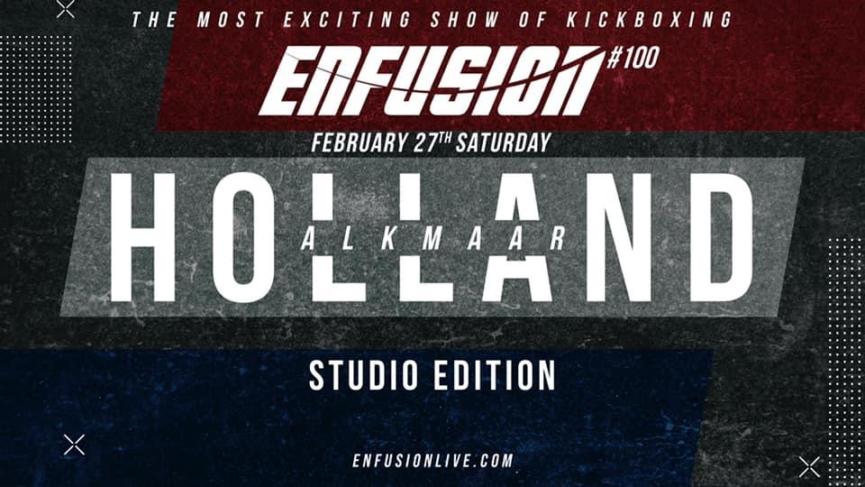 Najbliższe show – Enfusion #100 – 4 lipca na żywo w Fightklubie!