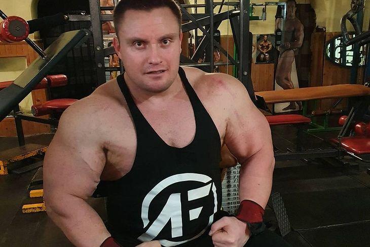 Krzysztof Radzikowski debiut MMA