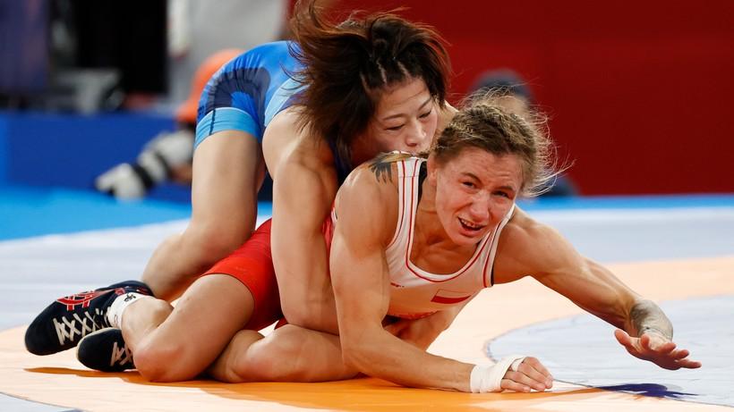 Roksana Zasina nie powalczy o brązowy medal igrzysk olimpijskich w Tokio.