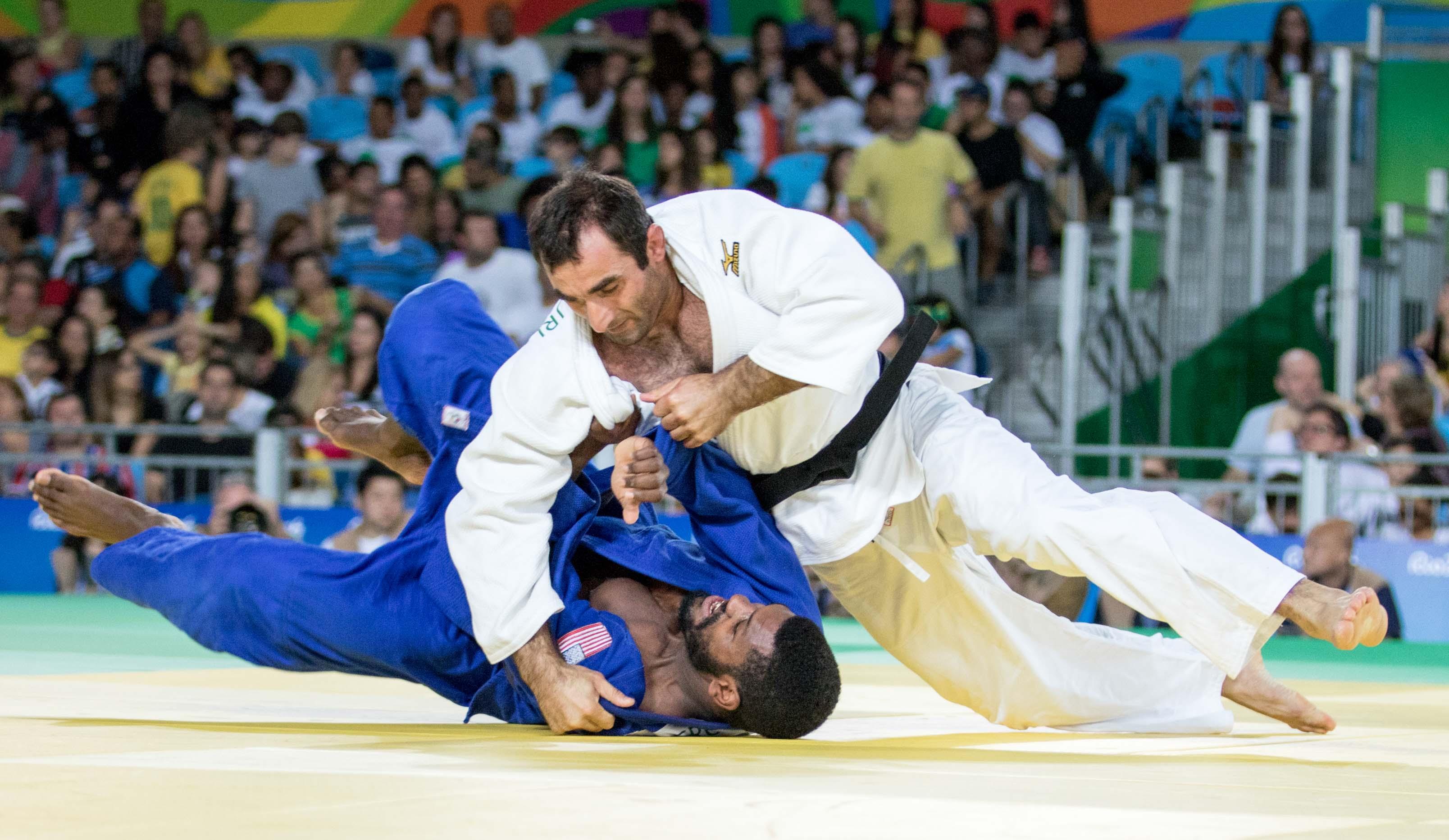 Zviad Gogotchuri nie obroni mistrzowskiego tytułu w judo