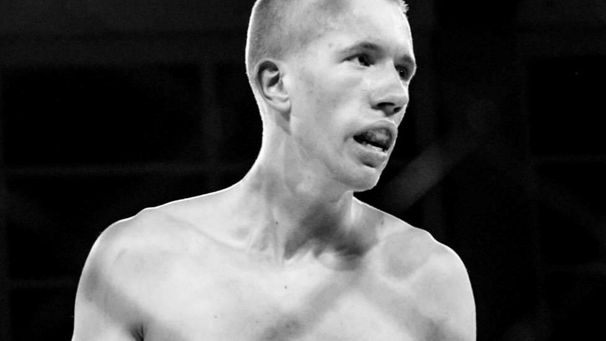 Zginął 19-letni Kuba, który trenował MMA.