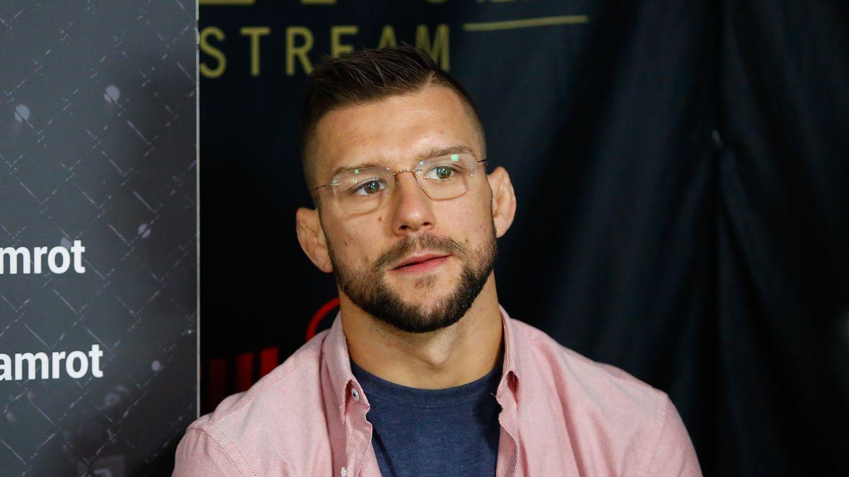 Mateusz Gamrot szykuje się do kolejnej walki w UFC